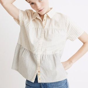 Madewell x Denim Project Button Down